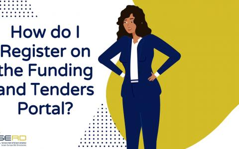 Funding and Tenders Portal Registration