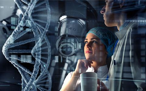 Medical research image