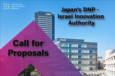 Call for Proposals Israel - JAPAN