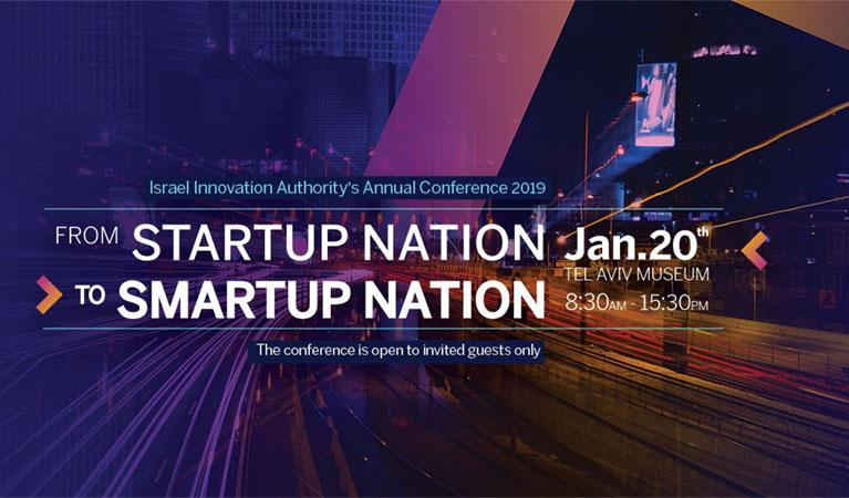 Startup Nation To Smartup Nation 2019